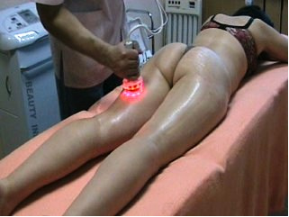 Инфракрасные лучи в процедурах косметологии